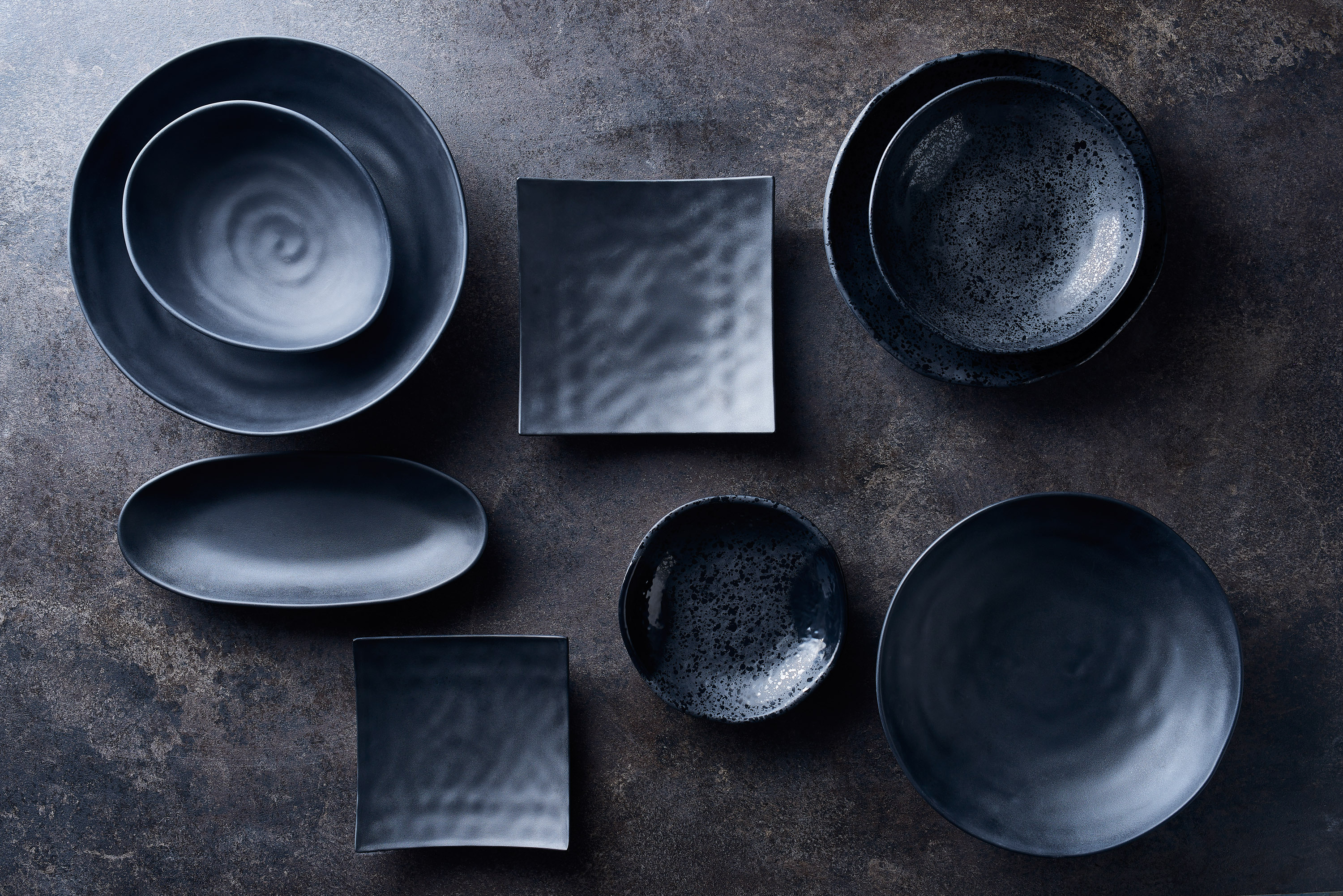 Noir Tableware Collection