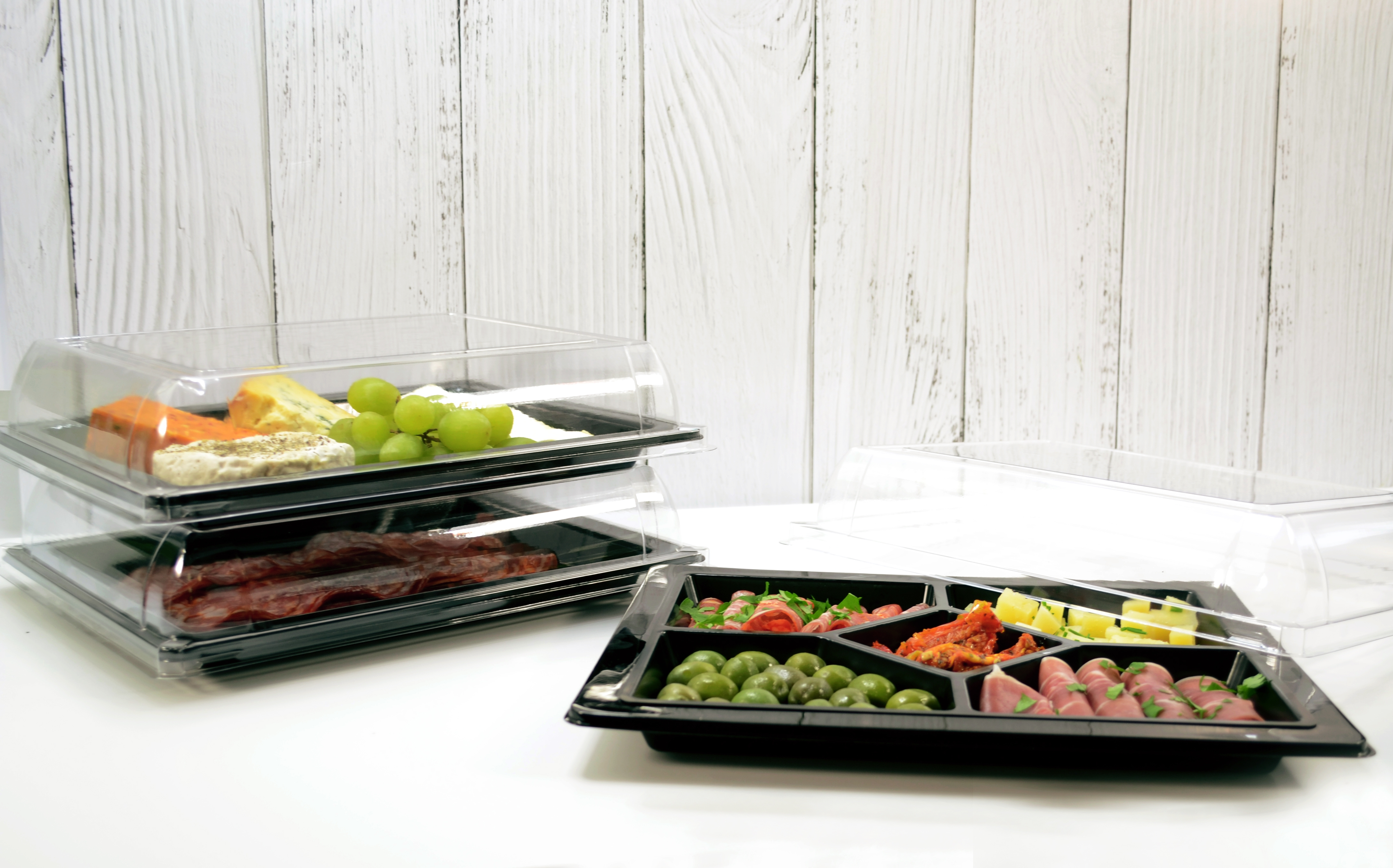 Gastronorm Disposable Platters