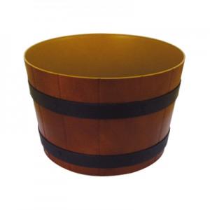 ABS Barrel Bowl Dia300x195mm 10L