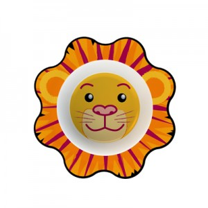 Lion Melamine Junior Bowl 146x146x35mm 150ml