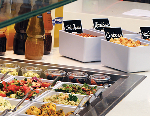 Restaurant-Salad-Bar